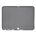 Sports Racing Chess Squares Black White Samsung Galaxy Tab 4 (10.1 ) Hardshell Case  View1