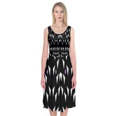 Win 20161004 23 30 49 Proyiyuikdgdgscnhggpikhhmmgbfbkkppkhoujlll Midi Sleeveless Dress