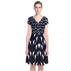 Win 20161004 23 30 49 Proyiyuikdgdgscnhggpikhhmmgbfbkkppkhoujlll Short Sleeve Front Wrap Dress