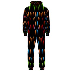 ;; Hooded Jumpsuit (Men)