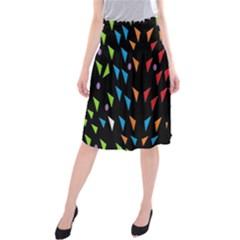 ;; Midi Beach Skirt
