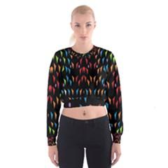 ;; Women s Cropped Sweatshirt by MRTACPANS