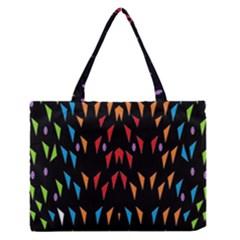 ;; Medium Zipper Tote Bag by MRTACPANS