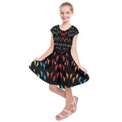 ;; Kids  Short Sleeve Dress by MRTACPANS