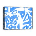 Blue summer design Deluxe Canvas 16  x 12   View1