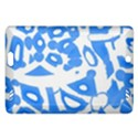 Blue summer design Amazon Kindle Fire HD (2013) Hardshell Case View1