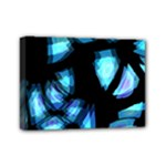 Blue light Mini Canvas 7  x 5