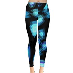 Blue light Leggings