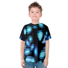 Blue light Kids  Cotton Tee
