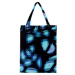 Blue light Classic Tote Bag