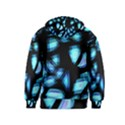 Blue light Kids  Zipper Hoodie View2