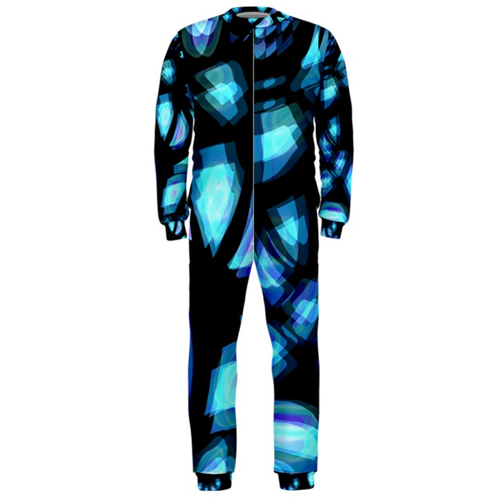 Blue light OnePiece Jumpsuit (Men)