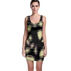 Follow The Light Sleeveless Bodycon Dress