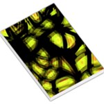 Yellow light Large Memo Pads