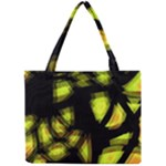 Yellow light Mini Tote Bag