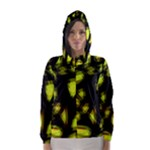 Yellow light Hooded Wind Breaker (Women)