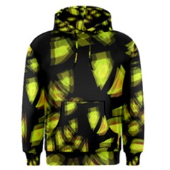 Yellow Light Men s Pullover Hoodie