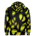 Yellow light Men s Pullover Hoodie View2