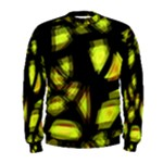 Yellow light Men s Sweatshirt