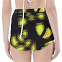 Yellow light High-Waisted Bikini Bottoms View2