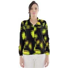 Yellow Light Wind Breaker (women)