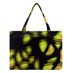 Yellow Light Medium Tote Bag