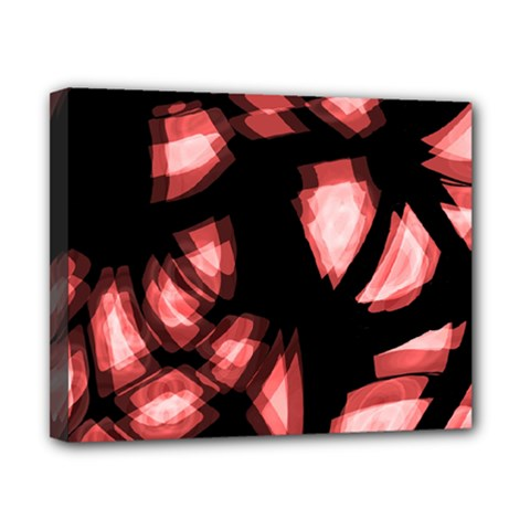 Red Light Canvas 10  X 8