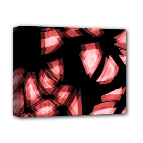Red light Deluxe Canvas 14  x 11