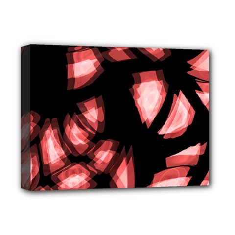 Red light Deluxe Canvas 16  x 12