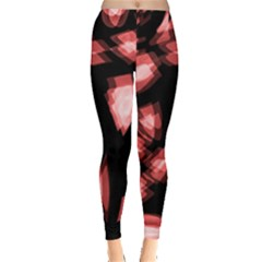 Red light Leggings