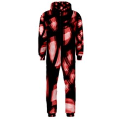 Red light Hooded Jumpsuit (Men)