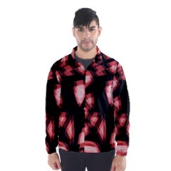 Red light Wind Breaker (Men)