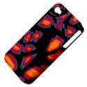 Hot, hot, hot Apple iPhone 4/4S Hardshell Case (PC+Silicone) View4
