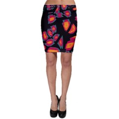 Hot, Hot, Hot Bodycon Skirt