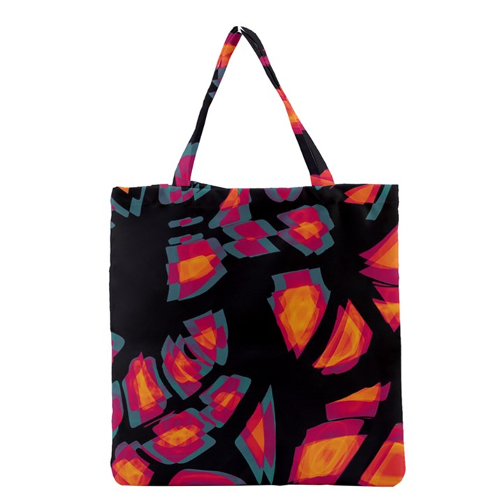 Hot, hot, hot Grocery Tote Bag