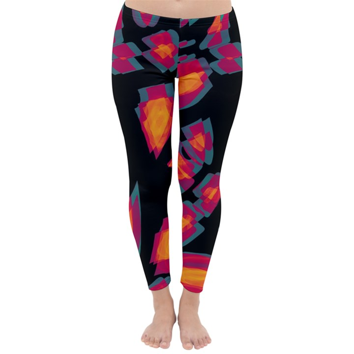 Hot, hot, hot Winter Leggings