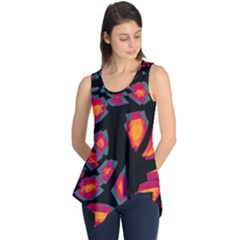 Hot, Hot, Hot Sleeveless Tunic