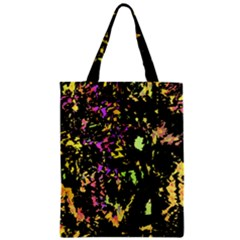 Good Mood Zipper Classic Tote Bag by Valentinaart