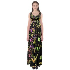 Good Mood Empire Waist Maxi Dress by Valentinaart