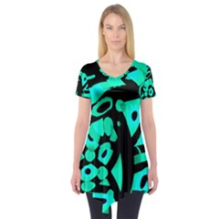 Cyan Design Short Sleeve Tunic