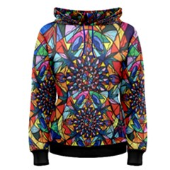 I Now Show My Unique Self - Women s Pullover Hoodie by tealswan