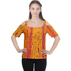 Clothing (20)6k,kg Women s Cutout Shoulder Tee by MRTACPANS