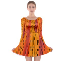 Clothing (20)6k,kgbng Long Sleeve Skater Dress by MRTACPANS