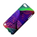 Colorful Rainbow Helix Apple iPod Touch 5 Hardshell Case View4