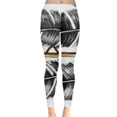 Order Of The Arrow Leggings  by EverIris