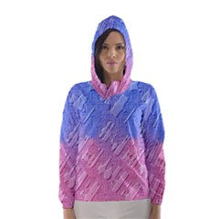 Baby Pattern Hooded Wind Breaker (women)