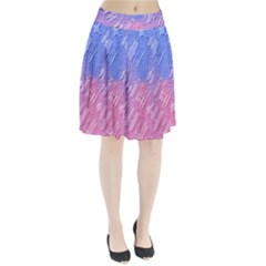Baby Pattern Pleated Skirt