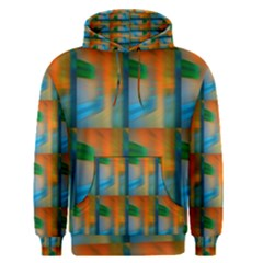 Wall Of Colour Duplication Men s Pullover Hoodie by AnjaniArt