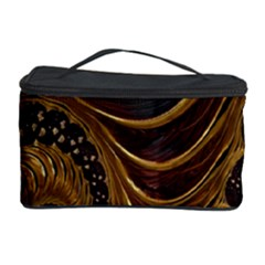 Fractal Spiral Endless Mathematics Cosmetic Storage Case by Zeze