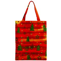 Xmas Magic Classic Tote Bag by Valentinaart